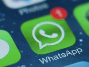 Aanzeggen per whatsApp?