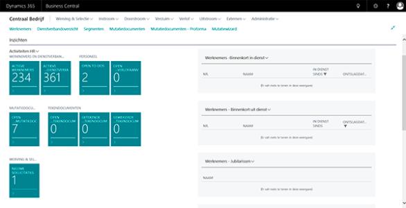 Mercash beschikbaar op Microsoft Business Central